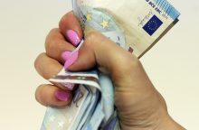 Skolų rekordai: vienos moters skola valstybei viršija 1,1 mln. eurų