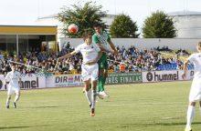 LFF taurės finalas vyks Panevėžyje