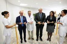 Klaipėdos universitetinėje ligoninėje – džiugios permainos