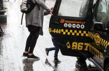 Taksistai – lyg teroristai?