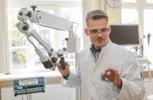 Otosklerozės gydymui Klaipėdoje – modernūs metodai