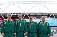 Čempionato pabaigtuvėms – auksas ir bronza
