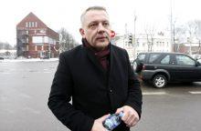 E. Masiulis: aš nesu kaltas, kad Lietuvoje teismo procesai vyksta penkerius metus