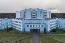 Jūrininkų ligoninė – šiltesnė, gražesnė ir taupesnė