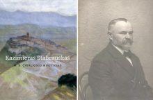 Knygos apie M. K. Čiurlionio mokytoją sutiktuvės Klaipėdoje