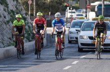 """Giro d'Italia"" įkels ratus į Izraelį"