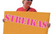 Streikas Klaipėdos mokyklose padvelkė teismais