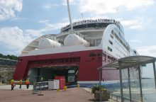 Baltijos jūroje bus hibridinis laivas