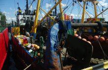 Žvejams kaip ir jūrininkams – speciali sutartis