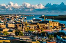 Uosto direkcija į valstybės biudžetą sumokės 21,7 mln. eurų