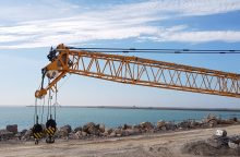 Klaipėdos išorinis uostas: prototipai Prancūzijoje