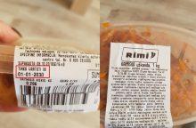 """Silkės """"Rimi"""" parduotuvėje galiojimas – iki 2030 metų"""