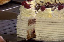 """Lietuvių mėgstamas tortas """"Juodasis miškas"""" – bavarų pasididžiavimas"""