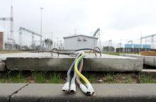 """""""NordBalt"""" jungtis neveiks iki gruodžio 13-osios"""