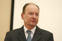 Mokslo tarybos pirmininku siūloma skirti V. Razumą