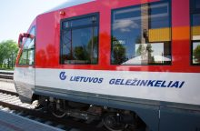 Šilutės rajone traukinys mirtinai sužalojo vyrą