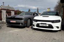 Kretingiškis už informaciją apie pavogtus automobilius žada 10 tūkst. eurų atlygį