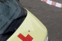 Rusijoje per scenos konstrukcijų griūtį sužeista 10 žmonių
