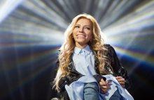 """Rusei uždrausta atvykti į Kijeve vyksiančią """"Euroviziją"""""""