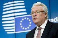 Latvijos ministras: dėl vakarienės su medžiokle klauskite lietuvių