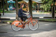 Verslininkai džiaugiasi: kauniečiai dviračių nevagia