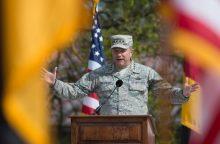 Buvęs NATO pajėgų vadas: Rusija mano, kad nebaudžiama gali daryti vis daugiau