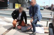 Trileris Šiauliuose: sulaikyti sugyventiniai, prostitucijai verbavę ir nepilnametes
