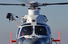 KAM baigė tyrimą dėl skandalingai nuskambėjusio sraigtasparnių remonto