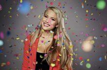 """Danijos dainininkei dalyvavimas """"Eurovizijoje"""" – vaikystės svajonė"""
