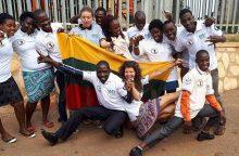 Savanorė: dėl savo brangumo savanorystė Afrikoje dažnai tampa verslu