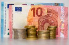 Finansų ministerija vidaus rinkoje pasiskolino 5 mln. eurų
