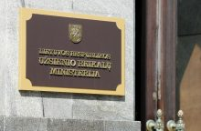 Lietuva ginčija Rusijos argumentus dėl Vilniuje sulaikyto Gruzijos pareigūno