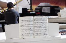 Lietuvos kompozitoriai bus pristatyti Frankfurto muzikos mugėje