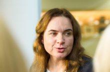 Ministrė žavisi blogybes atskleidusia Kauno tardymo izoliatoriaus darbuotoja