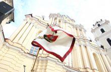 Vilniaus universitete gimsta tradicija teikti Atminties diplomus