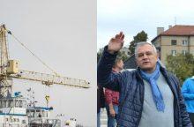 Laivyba Nemune: dešimtys milijonų išmesta į balą