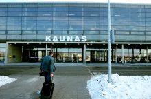 Kauno oro uoste sulaikyta siunta su garsių gamintojų klastotėmis