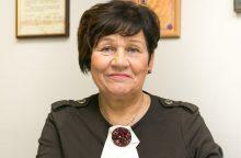 Karaliaus Mindaugo profesinio mokymo centro direktorė bus atleista?