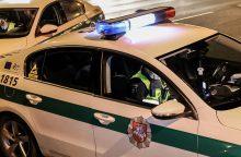Policija aprūpins smurto aukas pagalbos mygtukais