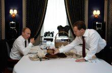 Susikalbėti su Rusija nebus lengva