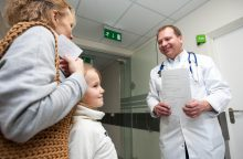 Medikai perspėja: aštuoni iš dešimties vaikų antibiotikais gydomi be reikalo