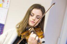 Orkestro svečiai – jaunieji muzikai