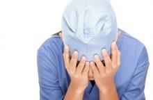 Stresas – gydytojų kasdienybė
