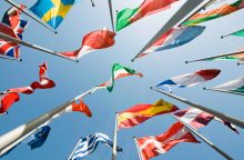Lietuvoje minima Europos diena