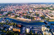 Lenkai kurs trimatį Vilniaus modelį