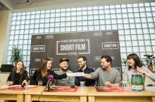 Kitą savaitę prasidės Vilniaus tarptautinis trumpųjų filmų festivalis