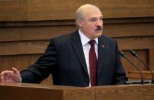 Nevyriausybininkai: Baltarusijoje sulaikyta 17 opozicijos aktyvistų
