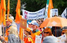 Naujovė: deklaruojant pajamas galima paremti ir profsąjungas