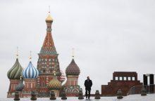 Generolas: Rusija reaguos, jei JAV didins branduolinį potencialą