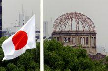 JT balsavo už derybas dėl branduolinių ginklų uždraudimo